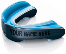 mouthguard personalise